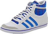 adidas Originals - Top Ten Vulc W Running White/Bluebird