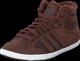 adidas Originals - Plimcana Mid Fur St Auburn/St Auburn