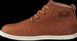 Hub Footwear - Subway Leather/Leather Brown