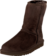 UGG - Classic Short W's Chocolate