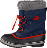 Sorel - Yoot Pac Nylon NY1785-464 Collegiate Navy, Sail Red