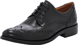 Ecco - Canberra-Leather Sole Black Montecarlo