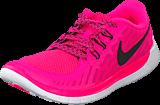 Nike - Nike Free 5.0 (Gs) Pink Pow/Black-Vivid Pink-Wht