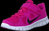 Nike - Nike Free 5.0 (Psv) Vivid Pink/Black-White