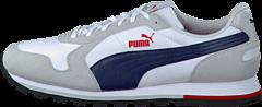 Puma - St-Runner Wht/Blue