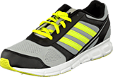 adidas Sport Performance - Hyperfast K Silver/Yellow/Black