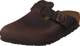 Birkenstock - Boston Regular Habana Oiled Leather
