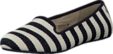 UGG - W Alloway Stripe Black