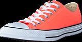 Converse - Chuck Taylor All Star Ox Hyper Orange
