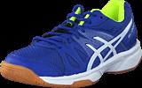 Asics - Gel-Upcourt Gs Asics Blue/White/Safety Yellow