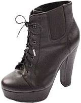 Black Secret - Fifi boot