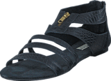 Black Secret - Fiddana Sandal Shoe
