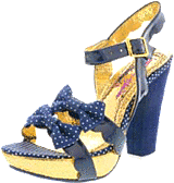 Irregular Choice - Ariel´S Treasure