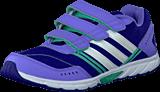 adidas Sport Performance - A-Faito Lt Cf K Amazon Purple/White/Vivid Mint