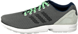 adidas Originals - Zx Flux Weave Ftwr White/Black/Dark Blue