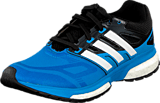 adidas Sport Performance - Response Boost Techfit M Solar Blue/Running White/Black