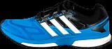 adidas Sport Performance - Response Boost Techfit M Solar Blue/Running White/Black