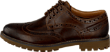 Clarks - Motacute Wing Dark Brown