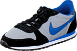 Nike - Nike Genicco Wolf Grey/Game Royal-Black