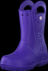 Crocs - Handle It Rain Boot Kids Ultraviolet