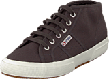 Superga - 2754 Cotu Mid Dark Grey Iron