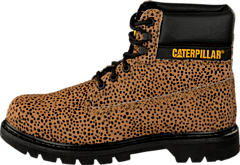 CAT - Colorado Peat Blk Dot Print Hair