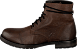 Rokin - Roy Lace Boot Brown