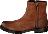 Rokin - Roy Zip Boot Tan