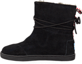 Toms - Suede Youth Nepal  Boots Black
