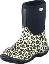 Vincent - Leopard Black