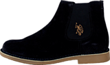 U.S. Polo Assn - Faust 1 Suede Navy