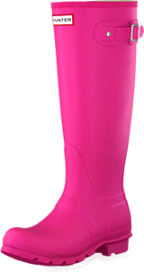 Hunter - Tall Original Fuchsia