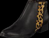 Tamaris - 1-1-25062-33 Black/Leopard