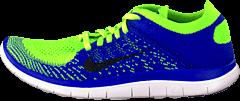 Nike - Nike Free 4.0 Flyknit Game Royal