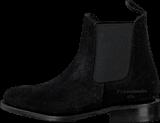 PrimeBoots - Ascot Maidenshead Low Black elastic