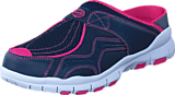 Scholl - Jump Dark Blue Pink