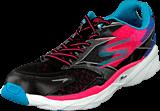Skechers - Go Run 4 Ride Black/coral