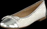 Caprice - Alba White/Silver