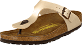 Birkenstock - Gizeh Regular Birkoflor Graceful Pearl