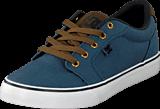 DC Shoes - Anvil Tx Shoe Blue/Brown/Blue
