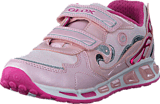Geox - J Shuttle Girl Pink/Fuschia