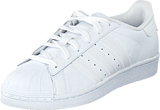 adidas Originals - Superstar Foundation Jr Ftwr White