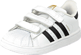 adidas Originals - Superstar Foundation Cf I Ftwr White/Black