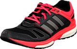 adidas Sport Performance - Revenge Boost 2 M Techfit Black/Solar Red