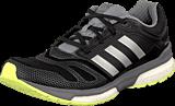 adidas Sport Performance - Revenge Boost 2 W Techfit Core Black/Silver/Yellow