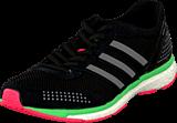 adidas Sport Performance - Adizero Adios Boost 2 W Black/Flash Red/Flash Green