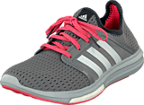 adidas Sport Performance - Cc Sonic Boost W Grey/Ftwr White/Flash Red S15