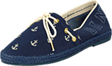 Gant - Gina Cream/ Indigo Blue