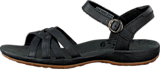 Keen - City Of Palms Sandal Solid Black
