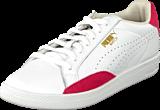 Puma - Match Lo Basic Sports Wn'S White-Geranium